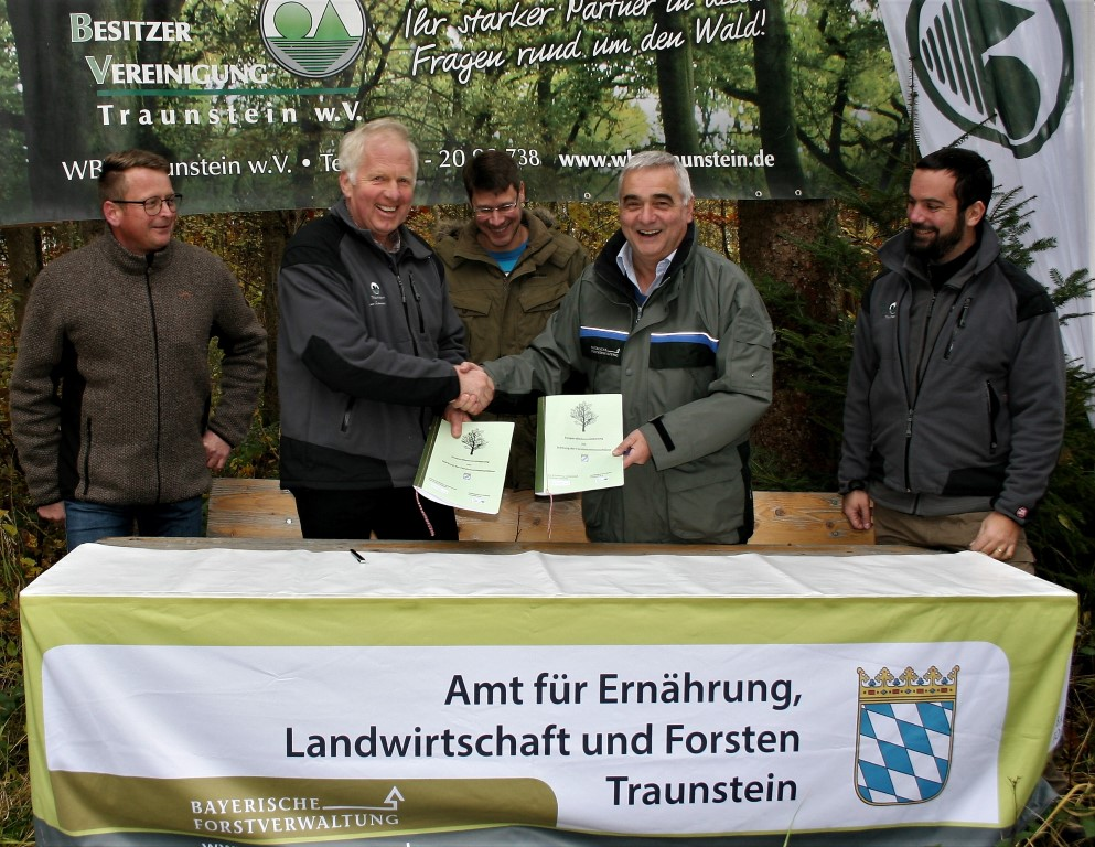 Pakt für den Zukunftswald
